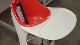 Az IKEA bevonja a LEOPARD etetőszéket