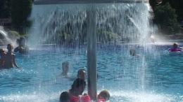Kinyitott a kaposvári fürdő wellness részlege