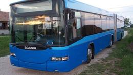 Gépkocsi helyett buszt