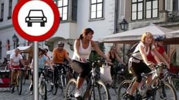 Autó helyett kerékpár
