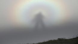 Ködkísértetet fotóztak!