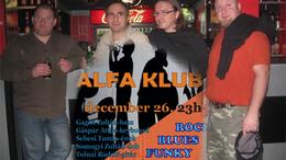 December 26-án este újból zenél az Acoustic Jam az Alfában
