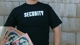 Futnak a pénzük után az elbocsátott biztonsági őrök