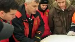Az önkéntes tűzoltók parancsnoka elnézést kért
