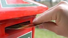 Dráguló posta, dráguló levelezés