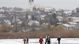Télen is érdemes a Balatonra menni