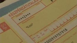 2 forintos csekket kapott egy kaposvári asszony