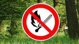 Tűzgyújtási tilalom van az országban!