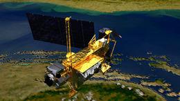 Több mint hat tonnás műhold zuhanhat le hamarosan - a darabjai szétszóródhatnak