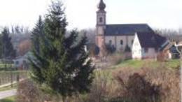 Templomszentelés Somogygesztiben