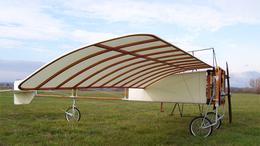 Elkészült az első magyar repülő korhű másolata