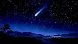 Tüzes meteor száguldott át az égen