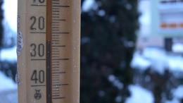 Marad az elsőfokú riasztás és az extrém hideg Somogyban