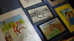 Négy napos képzőművészeti tábort rendeznek a hétvégén