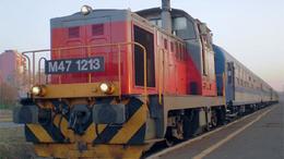 Blog és vasúti kiállítás