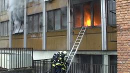 SZÜV: 40 milliós kár, megbüntetett tűzoltók