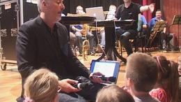 Hajós András: azt szeretnénk, hogy a jazzt már gyerekkorban megismerjék - videóval!