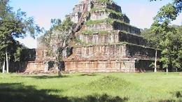 Új magyar eredmények a khmer történelem kutatásában