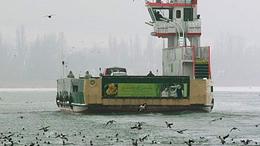 Megbénult a balatoni hajóforgalom
