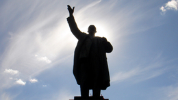 Árverezik Lenint!
