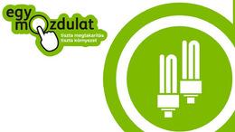 Pályázzon energiatakarékos izzóra