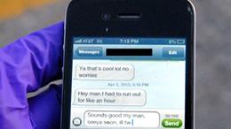Egy utolsó sms