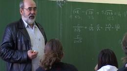 Ericsson-díjjal tüntették ki a Táncsicsos tanárt