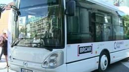 Gázüzemű buszok Kaposváron