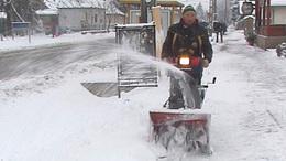 Hóhelyzet Somogyban