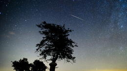 A fényszennyezés hatásait kutatják Bárdudvarnokon