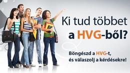 Ki tud többet a HVG-ből?