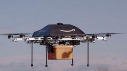 Repülő robotok szállítják ki a karácsonyi ajándékokat