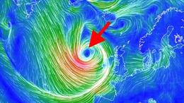 Egy ciklon hajtotta uralma alá Európát