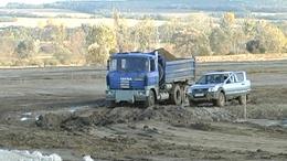 Motorpálya még nincs, de utat már építenek hozzá