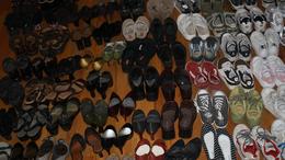 Króm a cipőben