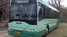 Ítélet: Buszt loptak a Kapos Volán telepéről