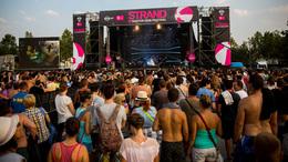 Ezrek várják a Strand Fesztivált
