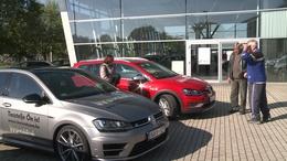 Ismét Volkswagen InnovaTurné Kaposváron!