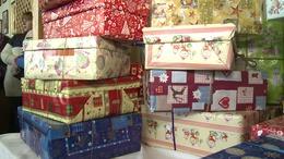 Karácsonyi adományozás a Bárcziban