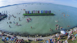 Elkezdődött a Balaton Sound