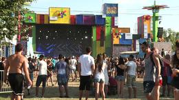 Kamerafelvétel tisztázhatja, hogy mi is történt a DVBBS koncertje után