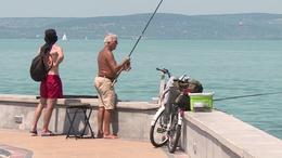Új horgászrend lépett életbe a Balatonon