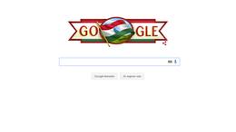 A Google is '56 előtt tiszteleg