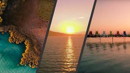 Brutál jó videó az őszi Balatonról