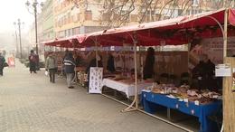 Petákvásár a belvárosban
