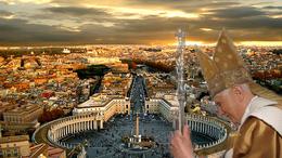 Üdvözölte a híveket a pápa