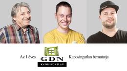Az 1 éves GDN Kaposingatlan bemutatja: Humorszüret 2.