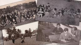 Múltidéző iskolások