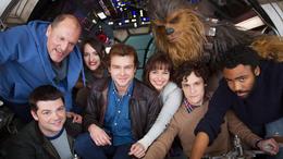 Nagyban készül a Han Solo film