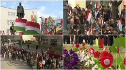 Rengeteg kaposvári ünnepelt közösen